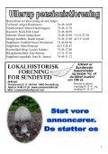 Ullerup sogns kirkeblad - Avnbøl-Ullerup Landsbylaug - Page 5