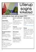 Ullerup sogns kirkeblad - Avnbøl-Ullerup Landsbylaug - Page 6
