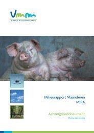 MIRA Achtergronddocument Vermesting - Milieurapport Vlaanderen ...
