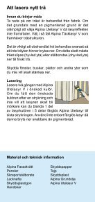 Utelasyr V - Alpina AB - Page 2