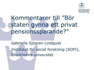 Gabriella Sjögren Lindquists bilder