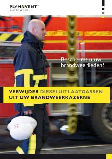 brandweer/ambulance - Overlander