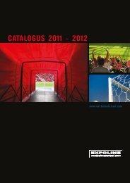 CATALOGUS 2011 - 2012