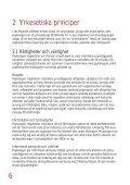 Yrkesetiska principer för psykologer i Norden - Pearson Assessment - Page 6