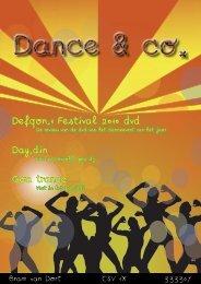 Magazine Dance & co.