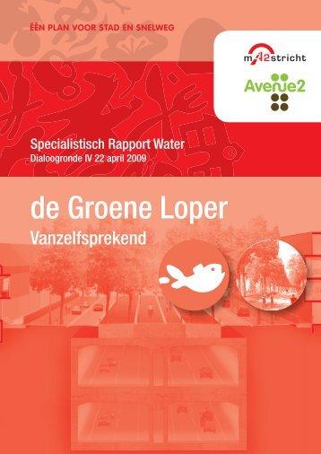 Specialistisch rapport Water (16,11 MB) - A2 Maastricht
