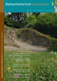 Dorenbosch, M., B. Crombaghs & R. Gubbels, 2012 ... - Natuurbalans