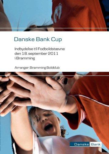 Danske Bank Cup Bramming Boldklub 20 års jubilæum
