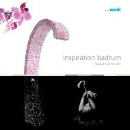 Inspiration badrum - wedi