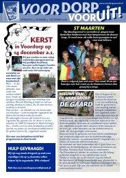 Nummer 5, December 2008 - Voordorp Vooruit