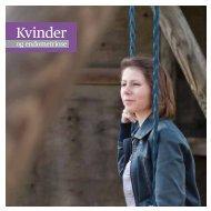 Læs bog Klik her for at læse bogen: Kvinder og endometriose