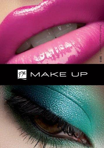 Make Up - Wij dragen de geur niet de naam