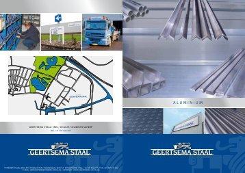 aluminium - Geertsema staal
