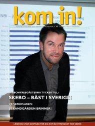 SKeBOHyreSgäSterna tycKer till: SKeBO – BäSt i Sverige!