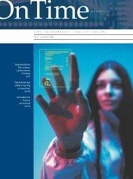OnTime nr 3 2007 - Combitech.se