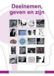 Deelnemen, geven en zijn - Kennisnetwerk CVA NL