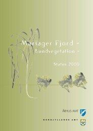 Bundvegetation - Mariager Fjord