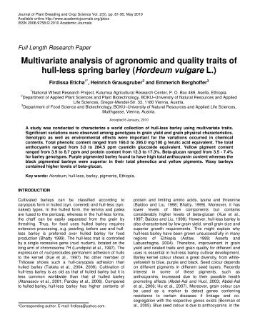 analysis with your scholarly article