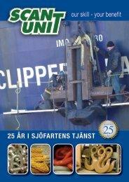 25 år i sjöfartens tjänst - goddag