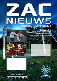 Jaargang 87 - December 2011 - Zac