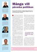 Så påverkar du politiken! - Mera Kommunikation - Page 4