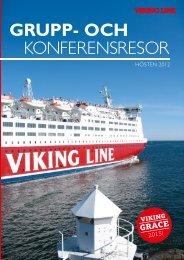 Konferensbroschyr - Viking Line