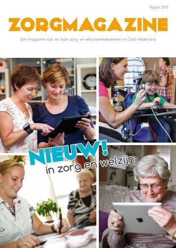 ZorgMagazine 2012 - Zorgselect