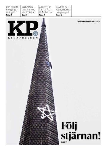 PDF: 4MB - Kyrkpressen