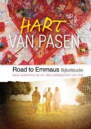 Road To Emmaus Bijbelstudie - Hart van Pasen