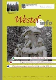 februari 2009 - Gemeente Westerlo