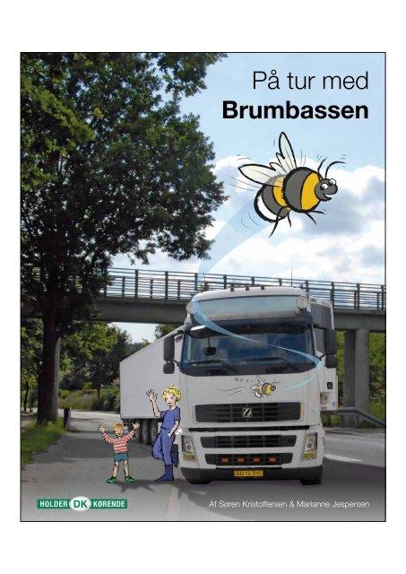 På tur med Brumbassen - Holder DK Kørende
