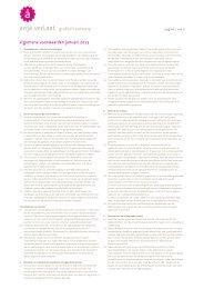 anja verlaat grafisch ontwerp algemene voorwaarden januari 2013