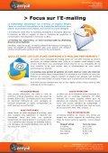 Zemail V6 – Solution d'envoi d'Emails « Tout en Un » - Page 2