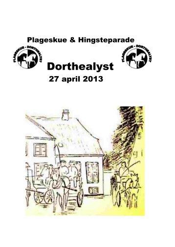 Katalog - Plageskuet på Dorthealyst