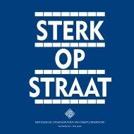 Sterk op Straat - Stichting Streetcornerwork