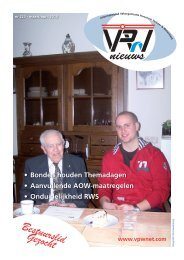 VPW Nieuws mrt-apr 10