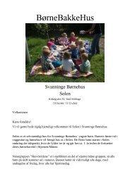 Folder Solen 2012 - Børnebakkehus