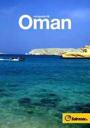 Oman - Solresor
