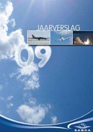 Jaarverslag 2009 - Sabca