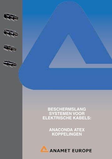 beschermslang systemen voor elektrische kabels - Anamet