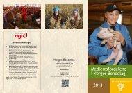 Medlemsforder i Norges Bondelag 2013