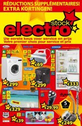 Bekijk onze folder - Electrostock