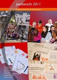 Jaarbericht 2011 - Arme Kant van Nederland/EVA