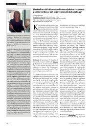 aspekter på interventioner och okonventionella behandlingar