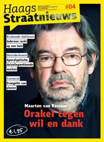 410 maart 2011 - Haags Straatnieuws