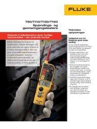 T90/T110/T130/T150 Spændings- og ... - PPH Consult