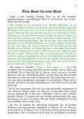 Een deur in een deur - Vrije Zendingshulp - Page 3