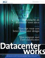 DCW 1-2008 - DatacenterWorks