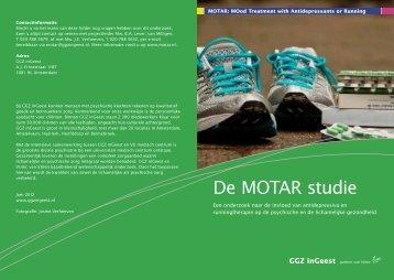 De MOTAR studie