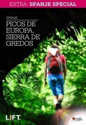 Picos dE EuroPa, siErra dE GrEdos - Lift Magazine